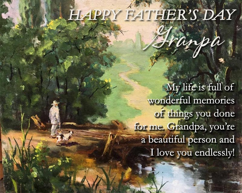 Fathers Day Messages Quotes For Grandfather Cardmessages Com