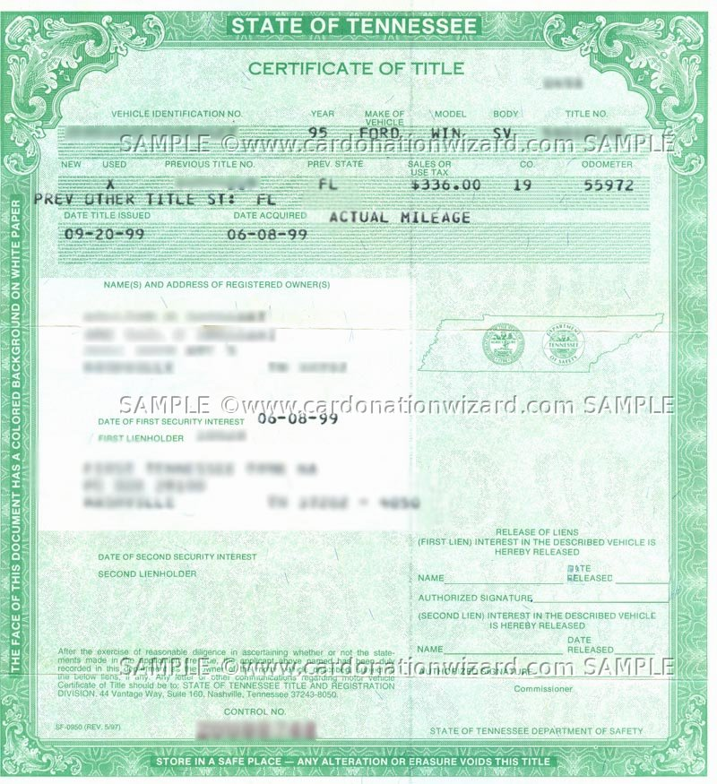 How Do I Transfer Car Ownership