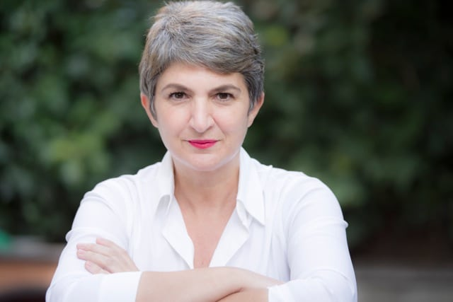 Emmanuelle CARDOSI, fondatrice de CARDO Paris, tenues de bain sportives