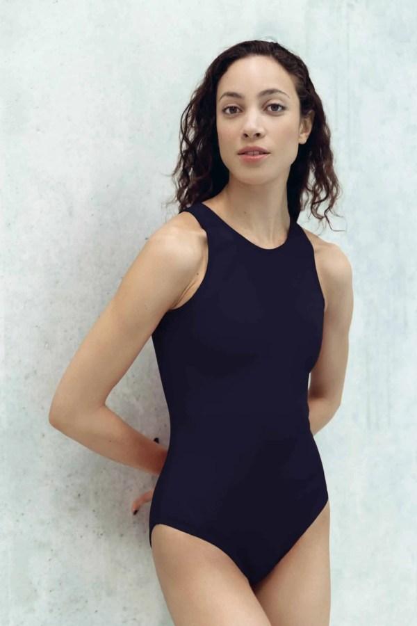 Maillots de bain CARDODIVE bleu marine CARDO Paris piscine swimwear joli élégant confortable français