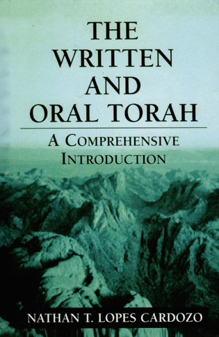The Written and Oral Torah