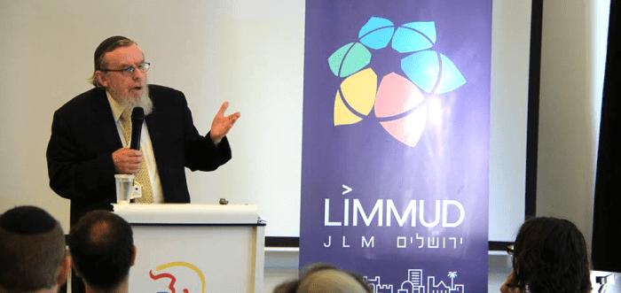 Rav Cardozo Limmud Jerusalem2015