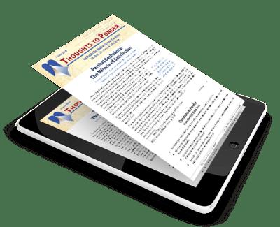 iPad PSD Mockup