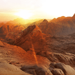 Shavuot: The Desert and the Wandering Divine Word