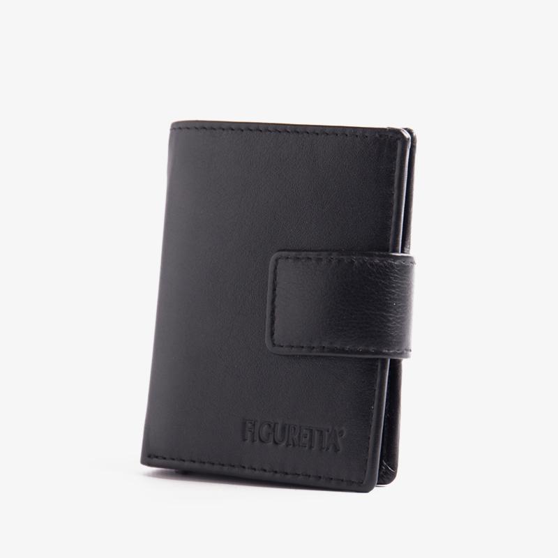 Figuretta - Zwart Leder