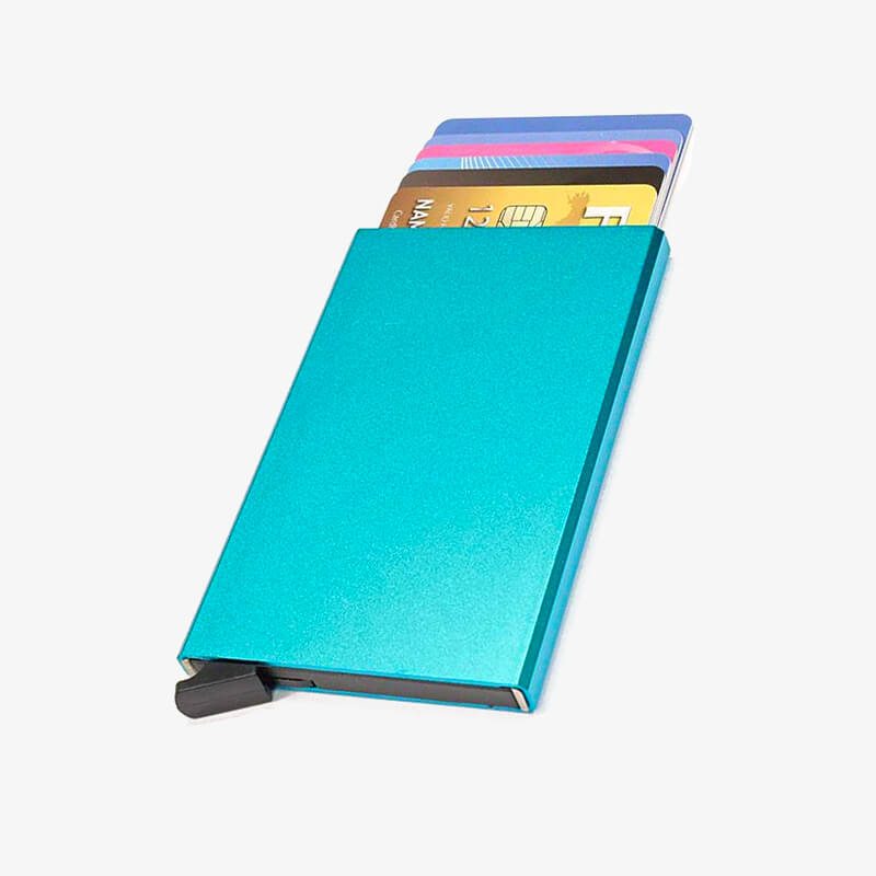 Figuretta - Lichtblauw Hardcase