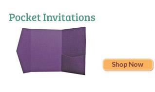 Cards And Pockets Uk Diy Pocket Invitation Supplies