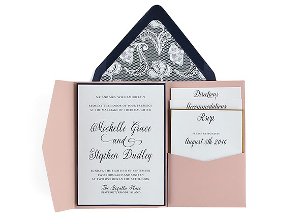 Try a free printable invitation. Lace Free Wedding Invitation 5x7 Template Suite