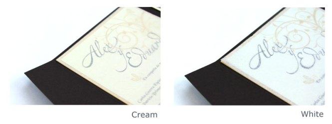 Tissue Paper Inserts Wedding Invitations Invitation Ideas