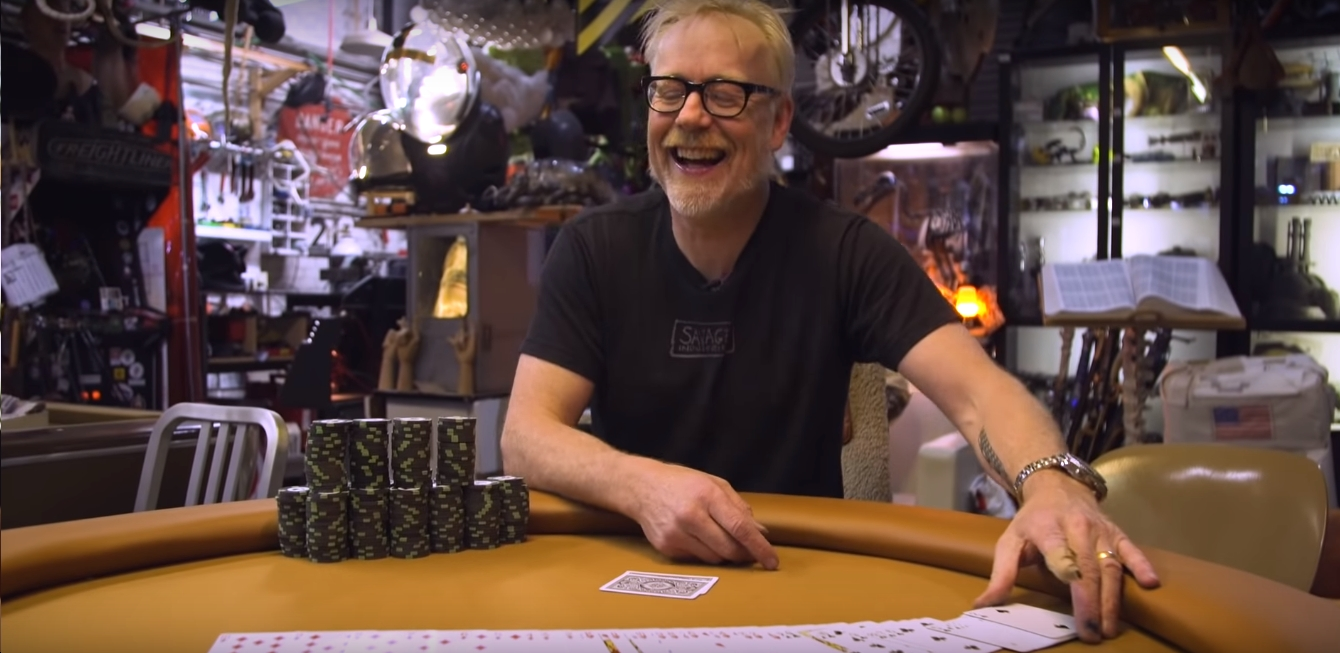 adam savage shows you how to build