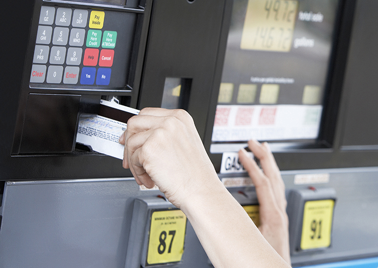 Retail Gas Card, how does it work?