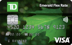 Emerald Flex Rate Card | Pay Off Your Higher Interest Credit Cards