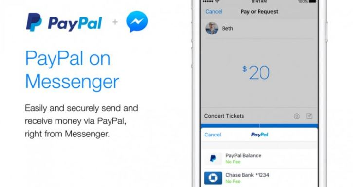 Facebook Marketplace PayPal