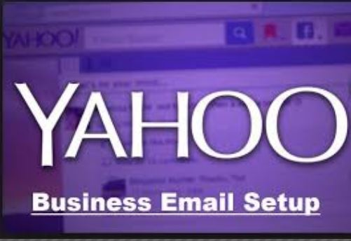 Yahoo Business Email Setup