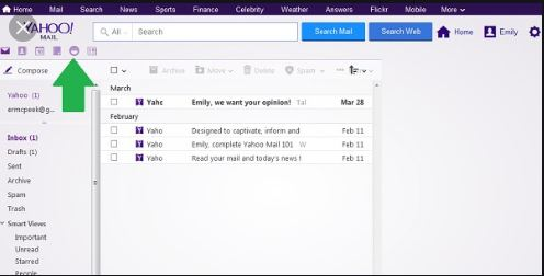 Yahoo Mail Chat