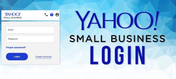 yahoo small business email login