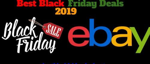 eBay Black Friday 2019