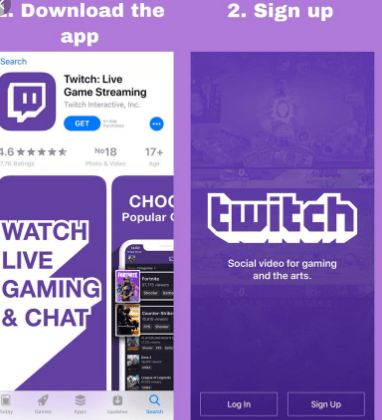 Twitch app download – download twitch app for mobile, PC, and TV