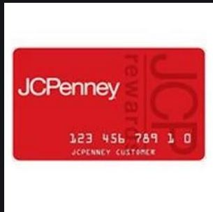 Who is JCPenny Credit Card Through