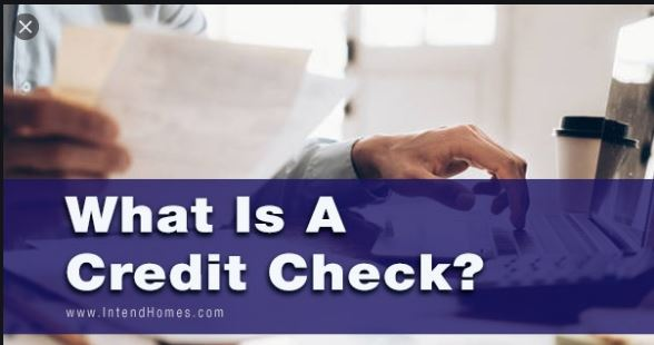 What Is A Credit Check