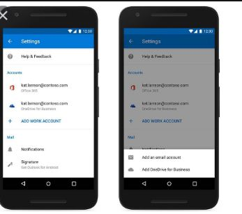 Hotmail mobile