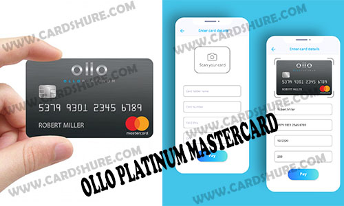 Ollo Platinum MasterCard - Ollo Credit Card | Application Status | Activation | Login