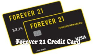 Forever 21 Credit Card - Forever 21 Credit Card Application