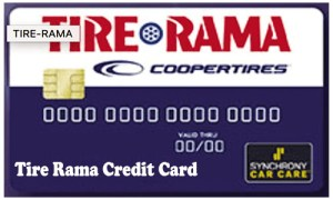 Tire Rama Credit Card: How to Apply for Tire Rama Credit Card