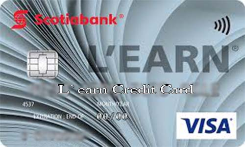 L'earn Credit Card - L'earn Credit Card Application