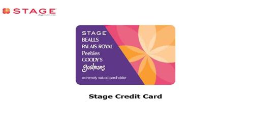 Stage Credit Card