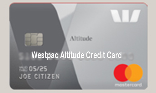 Westpac Altitude Credit Card - How to Apply