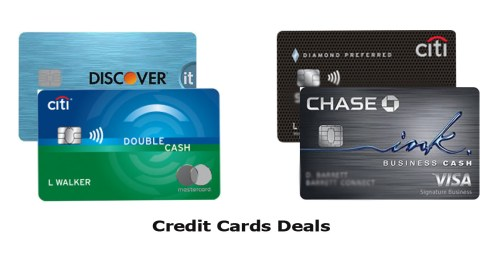 Credit Cards Deals