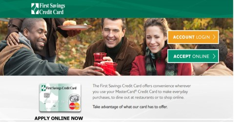 First Savings Bank Credit Card