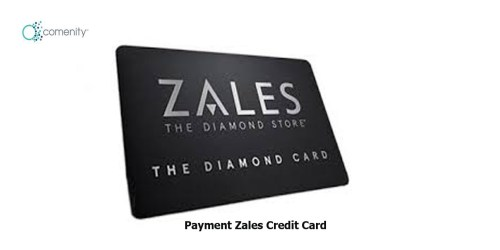 Payment Zales Credit Card