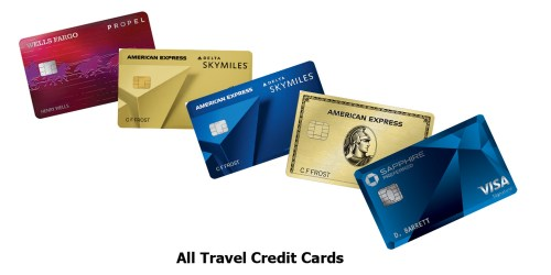 All Travel Credit Cards