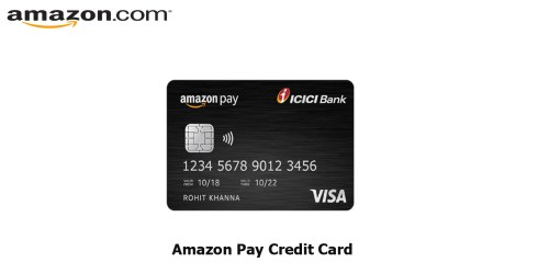 Amazon Pay Credit Card