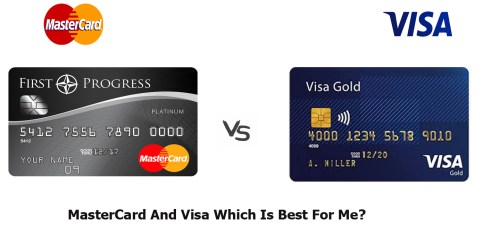 MasterCard Vs Visa Which Is Best For Me?