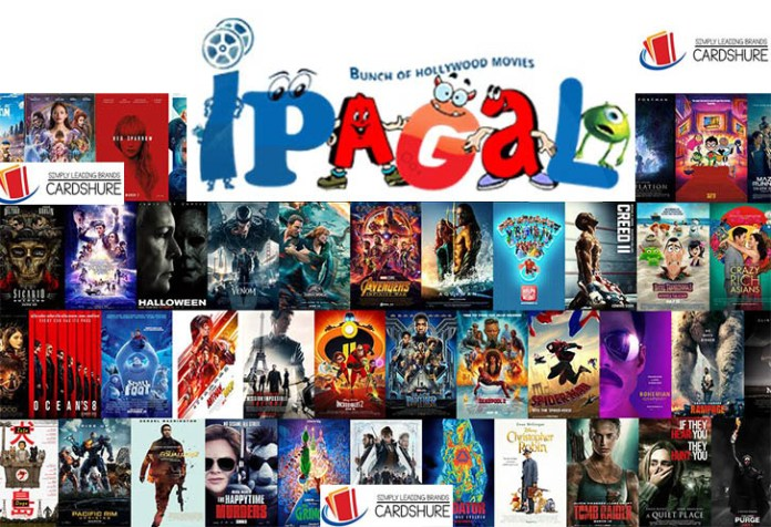 Ipagal - illegal HD Movies Download Website | www.ipagal.com