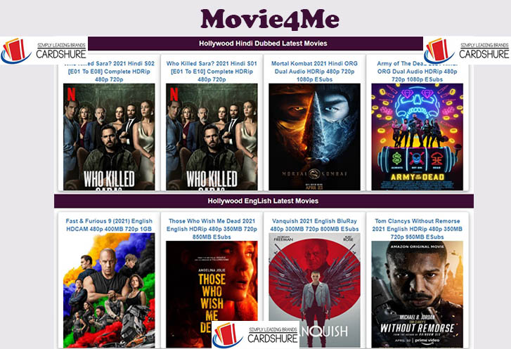 Movie4me - Download Free Latest Hollywood & Bollywood Movies