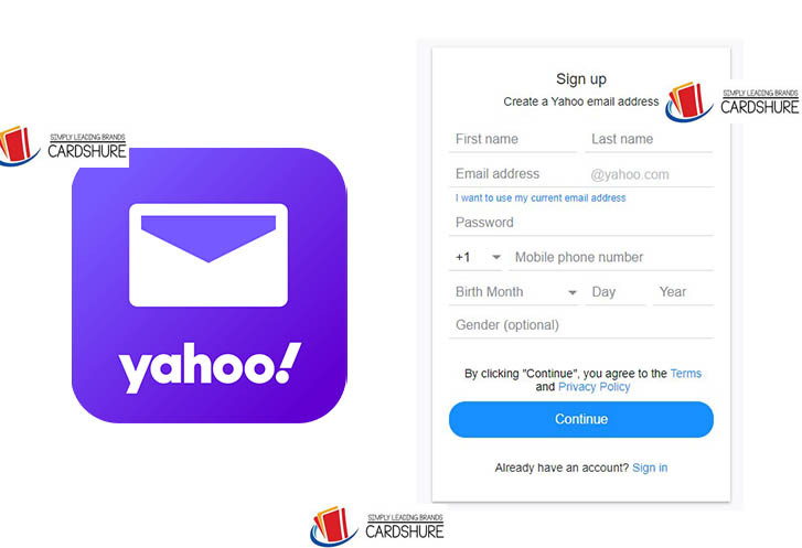 Yahoo Mail Register - Sign Up for a Yahoo Mail Account
