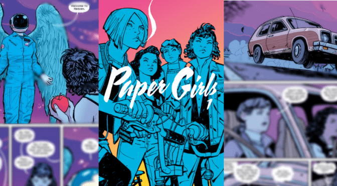 [All In or Fold?] Paper Girls Vol. 1