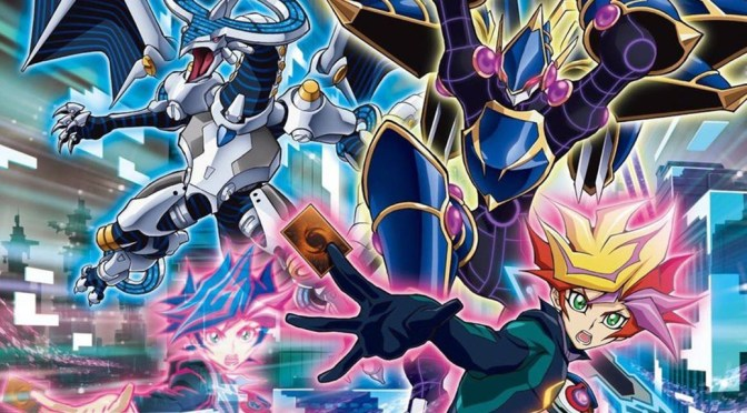 [Podcast] Episode 1: Into the VRAINS