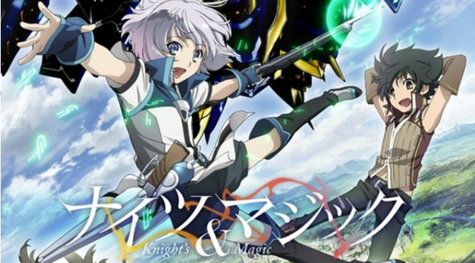 [Review] Knights & Magic – Episode 1