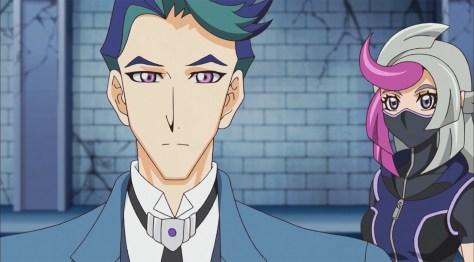 Yu-Gi-Oh! VRAINS - Episode 8