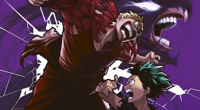 [Review] My Hero Academia Vol. 9