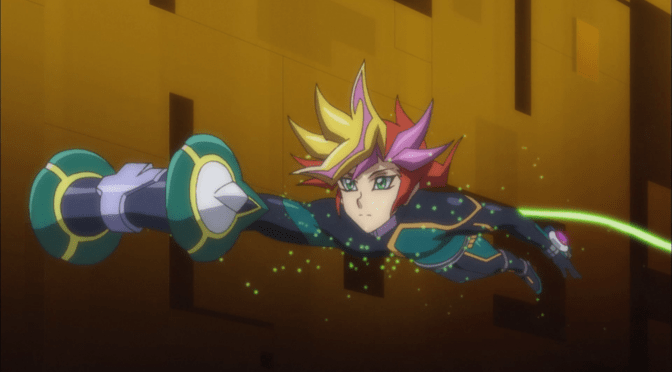 [Review] Yu-Gi-Oh! VRAINS – Episode 16