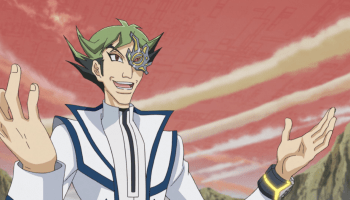 Review] Yu-Gi-Oh! VRAINS – Episode 27   Cards on the Table