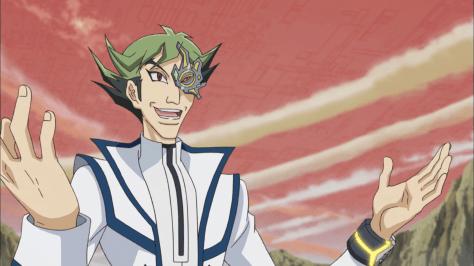 Yu-Gi-Oh! VRAINS - Episode 22