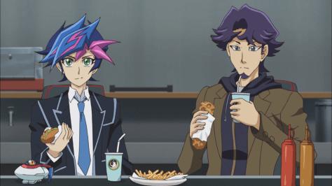 Yu-Gi-Oh! VRAINS - Episode 25