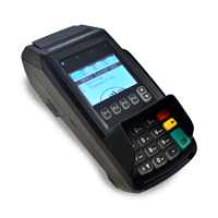 Card Systems Dejavoo Z8 processing equipment